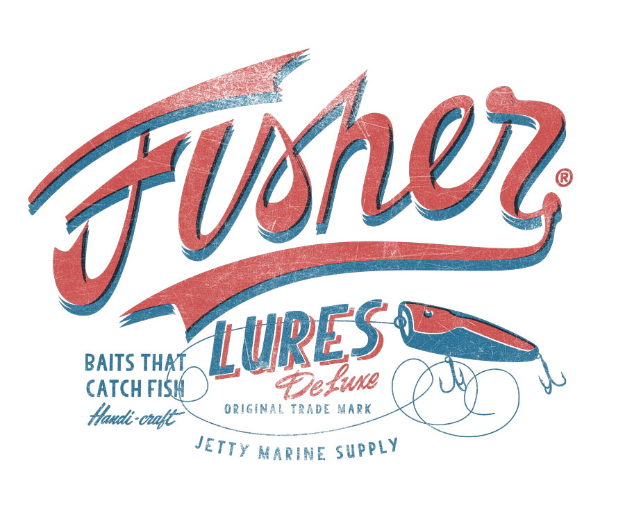fisher-lures